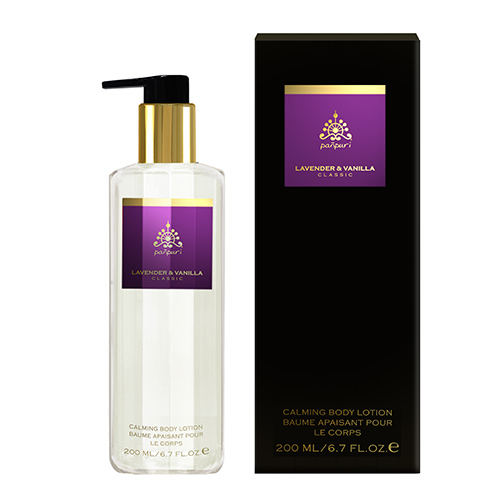 Lavender & Vanilla Calming Body Lotion