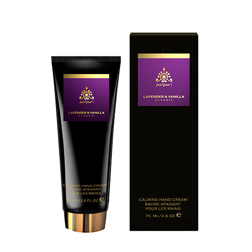 Lavender & Vanilla Calming Hand Cream